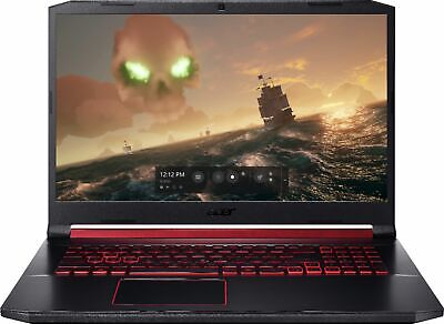 "Acer - Nitro 5 17.3"" Gaming Laptop - Intel Core i5 - 8GB Memory - NVIDIA GeFo..."
