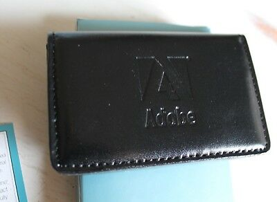 Custom Leather Business Card Holders - Adobe Wallet - Corporate Gifts