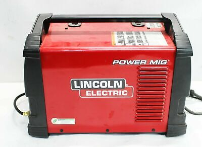 Lincoln Power Mig 210 Mp Multi Process Welder New K3963-1 New Sealed Box.
