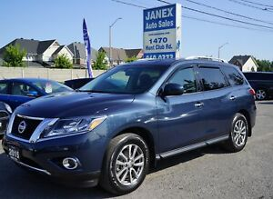 2015 Nissan Pathfinder SV Accident free, low mileage, one owner