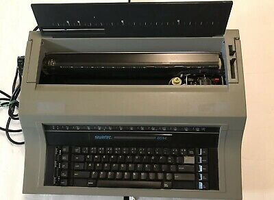 Swintec 8014 Electronic Typewriter