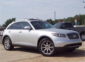 2006 Infiniti FX35 Amazing Shape MUST SELL LEAVING COUNTRY