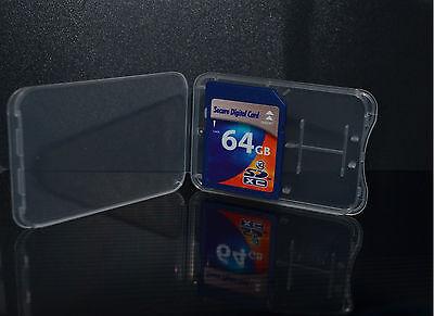 High Speed SDHC 64 GB SDXC Class 10 Speicherkarte für NIKON COOLPIX