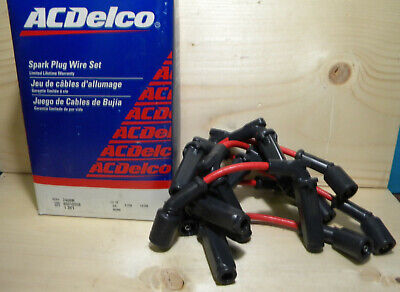 Spark Plug Wire Set ACDelco GM Original Equipment 748RR
