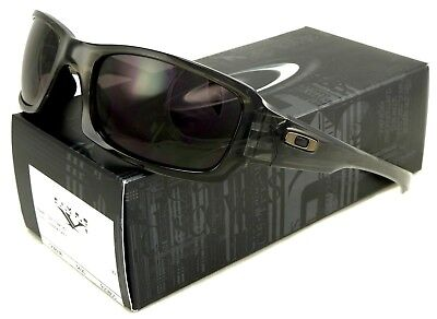 NEW Oakley Fives Squared Sunglasses Grey Smoke l Warm Grey (Warm Grey Sunglasses)