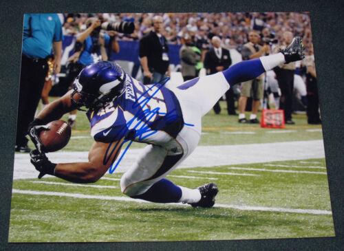 "JEROME FELTON signed Autographed ""MINNESOTA VIKINGS"" 8X10 PHOTO C - Pro Bowl COA"