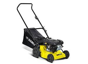 """Sanli factory second 16"""" mower only $169 with one year warranty! Yagoona Bankstown Area Preview"""