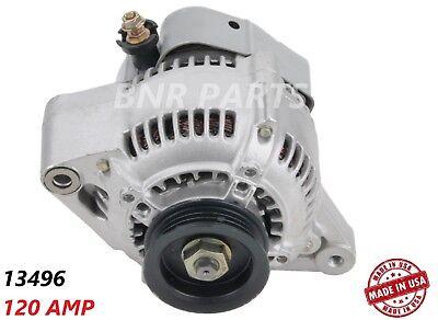 120 Amp 13496 Alternator Toyota 4runner T100 Pickup High Output  Performance HD