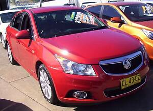 2011 HOLDEN CRUZE CDX Woodbine Campbelltown Area Preview