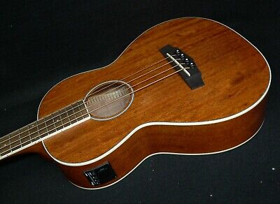Ibanez PERFORMANCE SERIES PNB14E OPN PARLOR SHORT SCALE Acoustic-Electric Bass