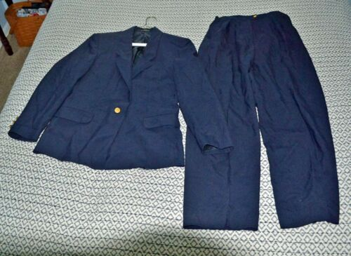 Continental Airlines Stewardess Pants Suite by R & R Solutions