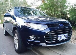 Ford Territory XT Diesel Turbo 2.7 ltr AWD 2013 Lyneham North Canberra Preview
