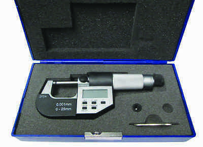 0 - 1 0 - 25mm Electronic Outside Micrometer