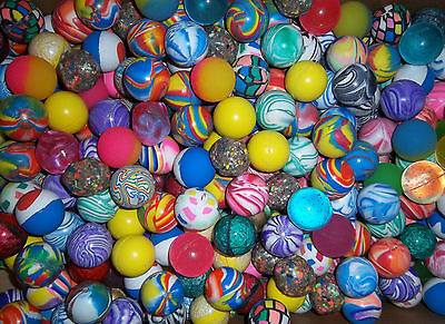 Bouncing Ball Assortment Bright Colors And Different Sizes  Package Of 14