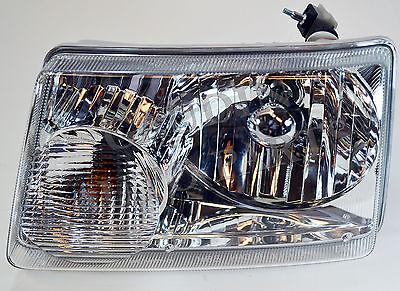 FORD OEM 04-11 Ranger-Headlight Assembly 6L5Z13008BA