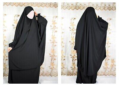 Jilbab Women Arab Abaya Dubai Loose Maxi Dress Long Sleeve Islamic Dress Muslim