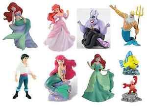 Figurine de collection Ariel la petite sirène  Cadeau de luxe à offrir à