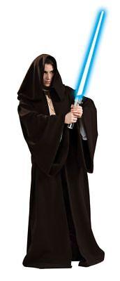 Star Wars Herren Kostüm Jedi Ritter Robe Deluxe Umhang Gr. L Clone Wars Karneval