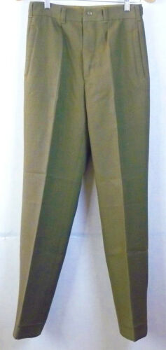 VTG Russian Uniform Soldier Parade Pants Trousers Vintage Soviet Army USSR