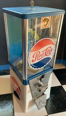Vintage Older Pepsi Cola Retro Candy Peanuts Not Gumball Machine Super Cool