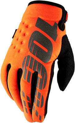 100  Mx Motocross Kids Brisker Cold Weather Gloves  Caltrans  Choose Size