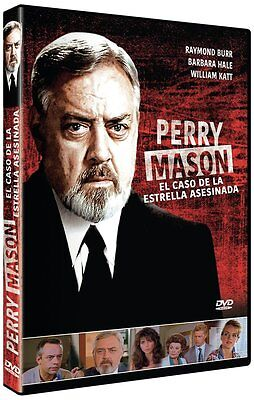 Perry Mason: The Case of the Shooting Star (1986)   **Dvd R2** Raymond (Perry Mason Case Of The Shooting Star)