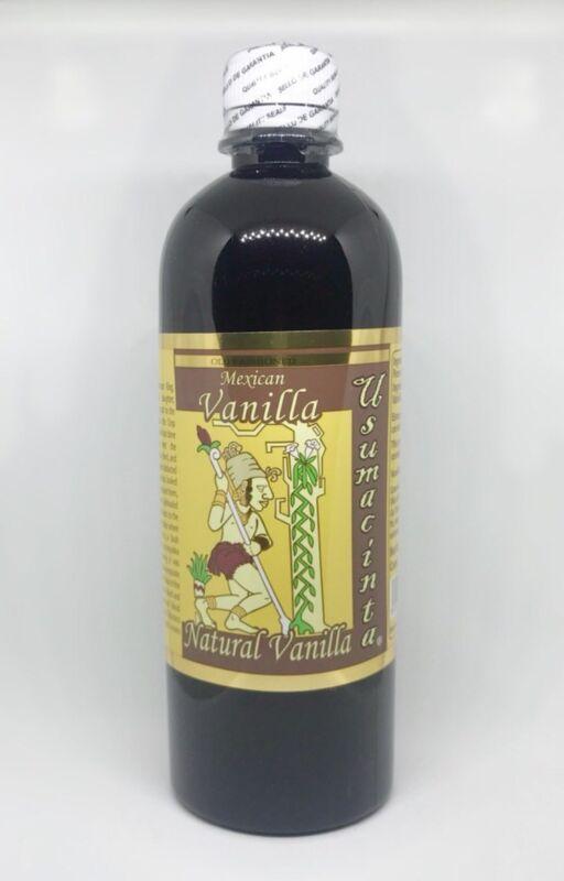 Usumacinta Pure Mexican Vanilla, 16.8 Ounces