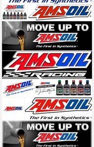 YOU CAN AFFORD Amsoil Synthetic Oil