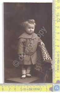 Bimba-Child-Fotografia-d-039-Epoca-Originale-Original-Vintage-Photo-1928