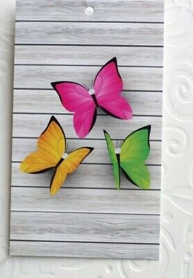 250 Hang Tags Accessories Tags Cute Butterflies Tags Clothing Tags