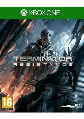 Terminator Resistance (Xbox One) Free UK P&P New & Sealed UK PAL