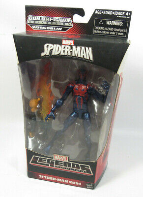 Hasbro Marvel Legends Spider-Man 2099 Hobgoblin BAF Series - New Sealed