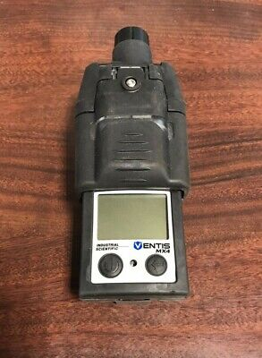 Ventis Mx4 Industrial Scientific Gas Meter Wout Probe Free Shipping