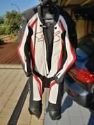 Spyke One Piece Motorcycle Leathers Size 46US 56EUR Bertram Kwinana Area Preview