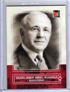 COLONEL-ROBERT-SAMUEL-McLAUGHLIN-10-11-ITG-Canadiana-Red-Ruby-Card-13-Motor-Car