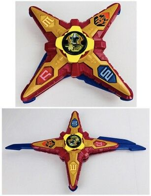 Power Rangers Ninja Steel DX Ninja Battle Morpher Bundle BAN DAI Free Shipping