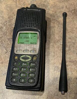 Motorola Xts 5000 800 Mhz Model 3 With Fpp Des-ofbxl Latest Firmware Newantenna