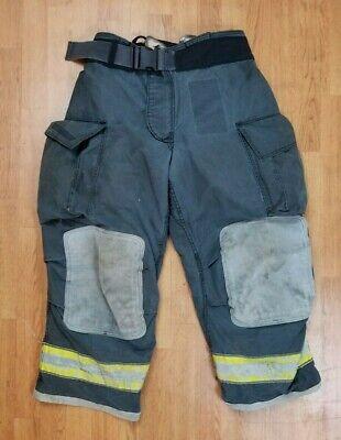 Black Globe Gxtreme 40 X 28 Bunker Pants Turnout Pants Firefighter