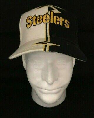 b8854076a60 90 s Pittsburgh Steelers - Starter Pro Line Velcro Back Hat - Shockwave -  NFL for sale