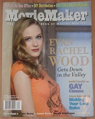 2006 Moviemaker Magazine Evan Rachel Wood