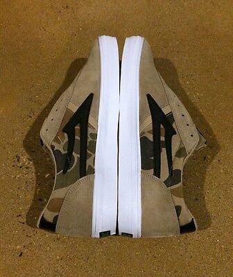 Lakai Vincent Alvarez Size 13 Sand Camo Suede Pro Select BMX DC Skate -