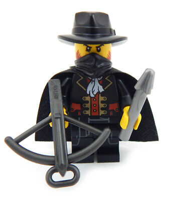NEW LEGO VAN HELSING halloween vampire hunter monster count dracula minifig - Lego Halloween Vampires
