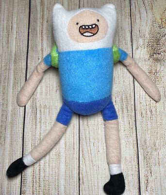 "Adventure Time Jake Finn the Adventurous Plush Stuffed Doll Soft Toy 10"""