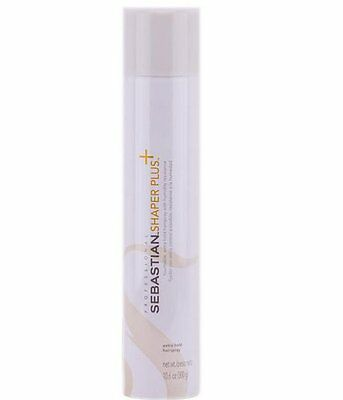 Sebastian Shaper Plus Hair Spray, 10.6-Ounces Bottle