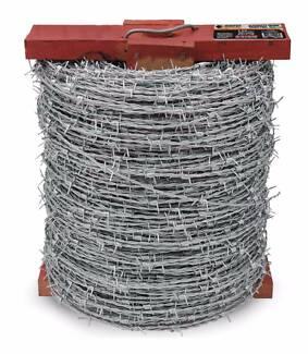 Barb Wire - 1.8mm x 500m High Tensile Heavy Gal Australian Made