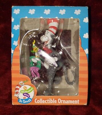 Dr Suess Collectible Enesco Ornament 1997 Jim Henson Edition