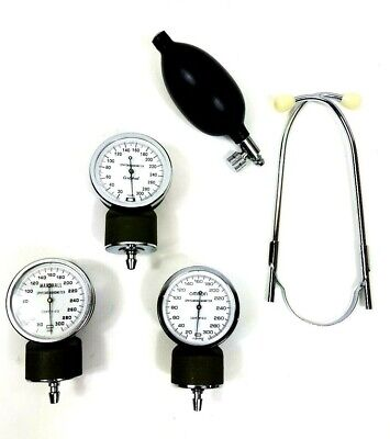 Blood Pressure Cuff Equipment Omron Marshall Sphygmomanometer Guages