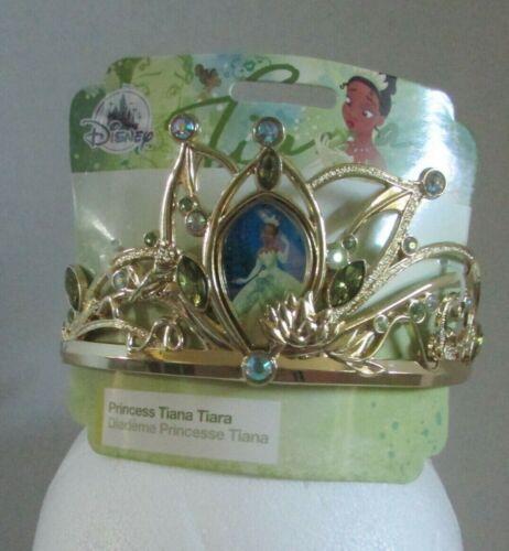Disney Parks Princess Tiana Tiara Halloween Dress Up NWT