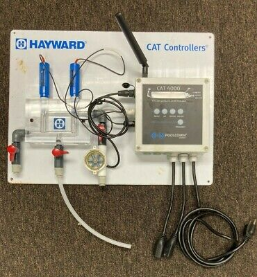 Hayward Cat 4000 Chemical Automation Controller-cellular Poolcomm Ready