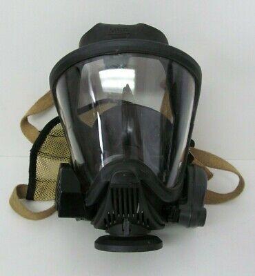 Msa Scba Ultra Elite Full Face Mask Respirator Firehawk Size Medium 2